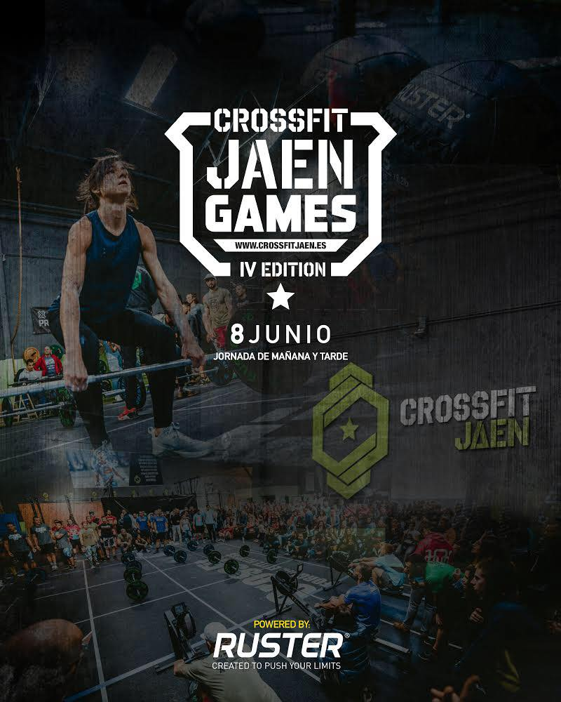 Crossfit Jaén Games IV Edition